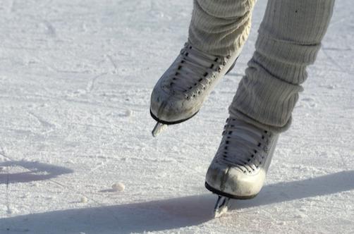 フィギュアスケート グリーンルーム